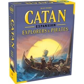 Catan: Explorers and Pirates Expansion - Multi
