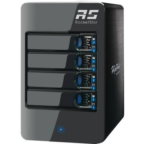 Highpoint technologies rs6314a thunderbolt 2 hw raid 4bay twr