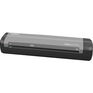 Ambir DS490IX-AS Ambir ImageScan Pro 490ix Sheetfed Scanner - 600 dpi Optical - 48-bit Color - 8-bit Grayscale - 11 - Duplex