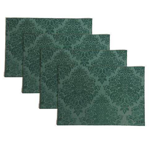 "Town & Country Living Lexington Placemat, Set of 4 - 13""x19"""