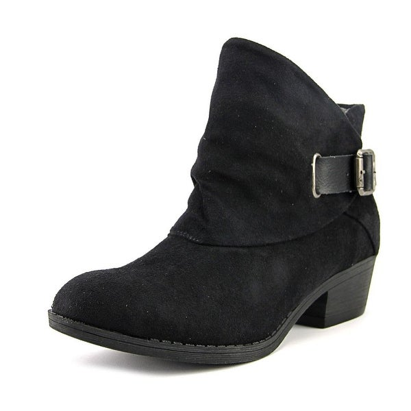 Blowfish Sill Women Round Toe Synthetic Bootie