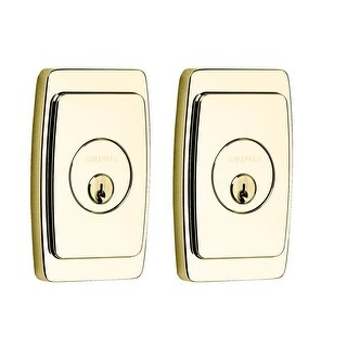 Baldwin 8251 Palm Springs Double Cylinder Keyed Entry Deadbolt from the Estate Collection