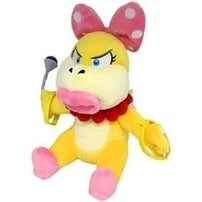 Super Mario Bros. Wendy Koopa Plush
