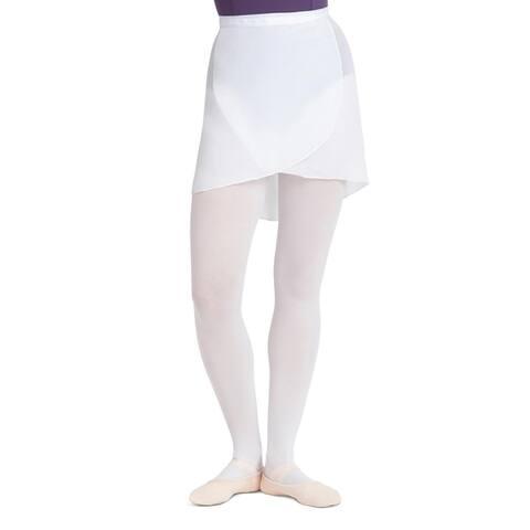 Georgette Wrap Skirt
