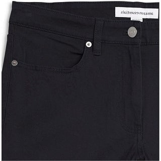 Link to Essentials Men's Skinny-fit 5-Pocket Stretch Twill Pant Similar Items in Pants