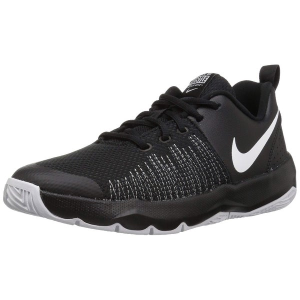 4ad6a6bc9ce0 Shop Nike Boys  Team Hustle Quick (Gs) Basketball Shoe