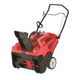 Troy-BiltA 31AS2S5G766 Single-Stage Gas Snow Thrower, 4-Cycle