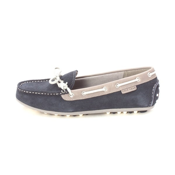 Cole Haan Womens Biancasam Closed Toe Boat Shoes - 6