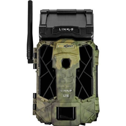 Spypoint linksv spypoint trail cam link solar verizon 12mp low glow camo