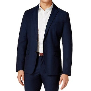 American Rag NEW Blue Navy Mens Size Medium M Two Button Sport Coat