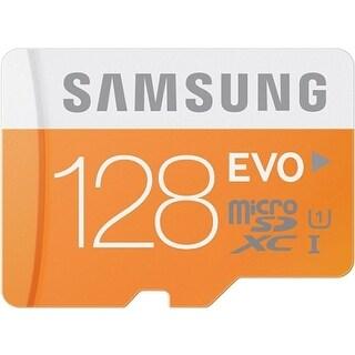 Samsung MB-MP128DA/AM Samsung EVO MB-MP128DA 128 GB microSDXC - Class 10/UHS-I -