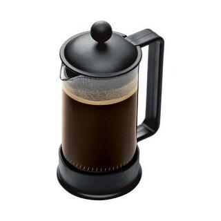 Bodum 1543-01US 3 Cup Black French Press Coffee Maker