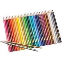 Prang Colored Pencils 36/Pkg-