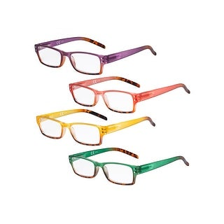 Link to Ladies Reading Glasses - 4 Pack Readers for Women Reading Similar Items in Eyeglasses