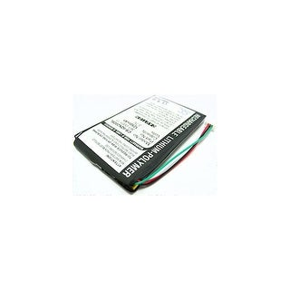 Replacement 361-00019-11 Battery f/ Garmin 700 Series: 750,755t,760, 765t, 770, 775t, 780 GPS Models