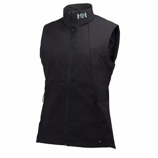 Helly Hansen Womens Paramount Vest - Black