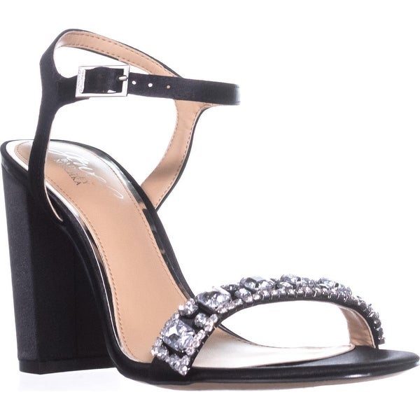 8d13d5e5683 Shop Jewel by Badgley Mischka Hendricks Rhinestone Dress Sandals ...
