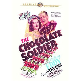 Chocolate Soldier, The(Mu Exclusive) DVD Movie 1942