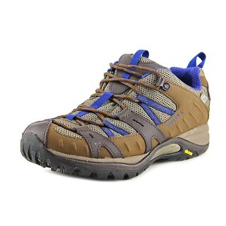 Merrell Siren Sport 2 Women Round Toe Canvas Brown Hiking Shoe