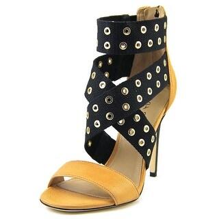 Via Spiga Tashara Open-Toe Synthetic Heels