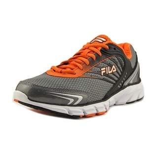 Fila Maranello   Round Toe Synthetic  Running Shoe