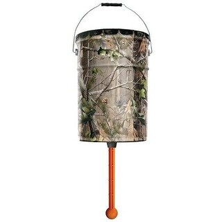 Wild game innovations w50p quick set 50# bucket feeder