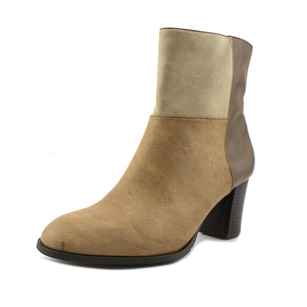 New York Transit Awesome Women Round Toe Synthetic Ankle Boot