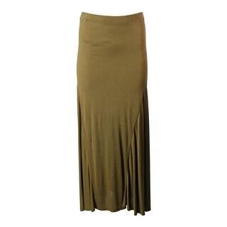 Polo Ralph Lauren Womens Viscose Hi-Low Maxi Skirt - XS