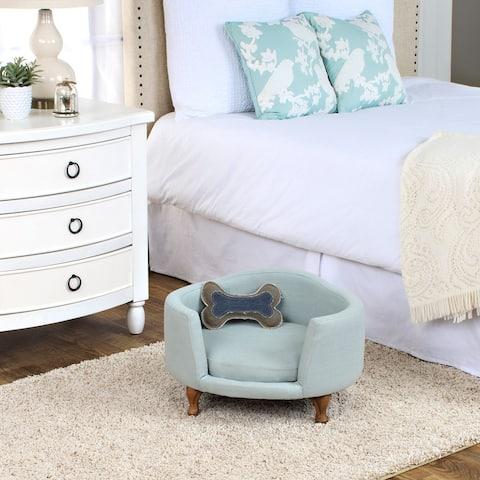 HomePop Dog Bed Mini Love Seat
