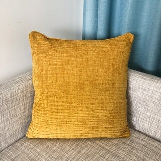 Link to Rodeo Home Denver Decorative Soft Velvet Square Throw Pillow Similar Items in Decorative Accessories