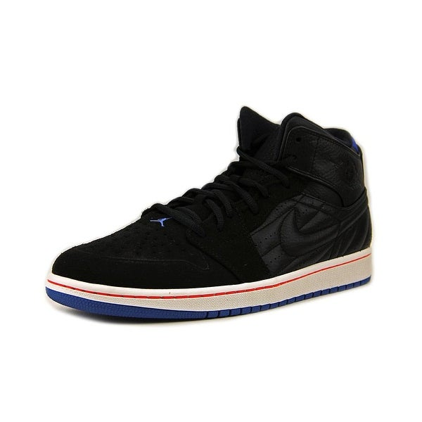 Jordan Retro 1 '99 Round Toe Leather Basketball Shoe