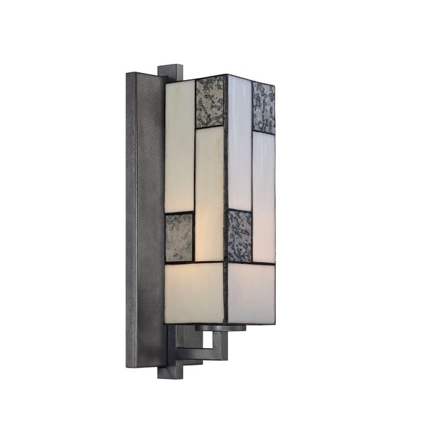 Designers Fountain 84101 1 Light Bathroom Fixture from the Bradley Collection