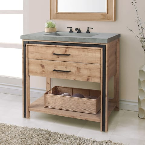 Saint Birch Tulum 36-inch Single Bathroom Vanity Base