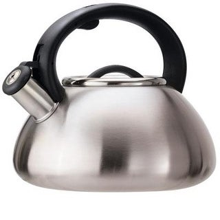 Epoca Pavbs-6225 Primula Avalon 2.5 Qt. Whistling Kettle - Brushed Stainless Steel