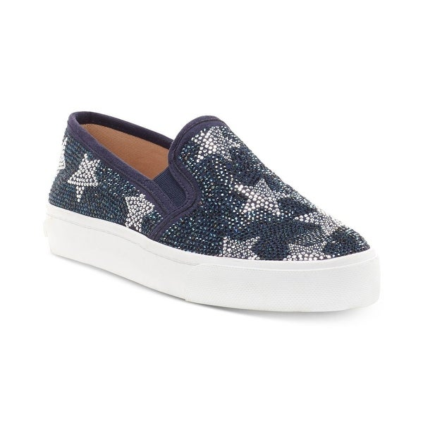 d57374caf INC International Concepts Womens Sammee10 Fabric Low Top Slip On Fashion  Sne.