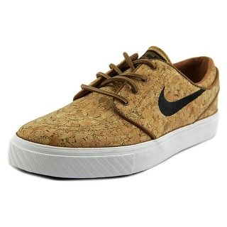 Nike Zoom Stefan Janoski Elite Round Toe Leather Sneakers
