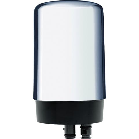 Brita 42617 Faucet Filter Replacement Cartridge, Chrome