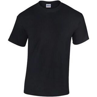 DDI 2134423 Gildan T-Shirt Style 5000 Black - Size Medium Case of 12