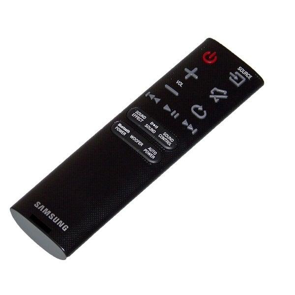 OEM Samsung Remote Control: HWJ550, HW-J550, HWJ550/ZA, HW-J550/ZA, HWJ551, HW-J551, HWJ551/ZA, HW-J551/ZA