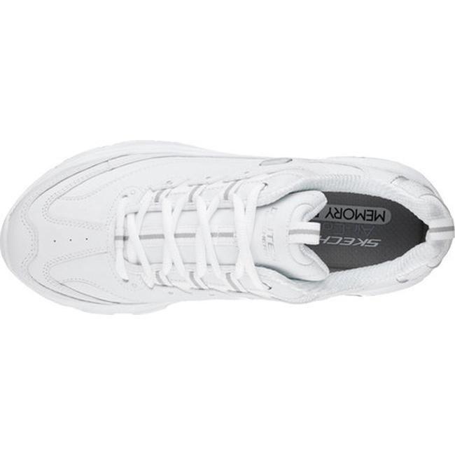 ffbaa96d Shop Skechers Men's D'Lites Buffston Sneaker White - Free Shipping Today -  Overstock - 14392138