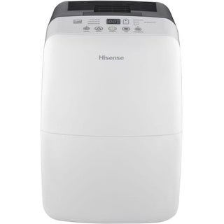 Hisense DH-35K1SCLE 14 Inch Wide 35 Pint Freestanding Dehumidifier with Dual Spe