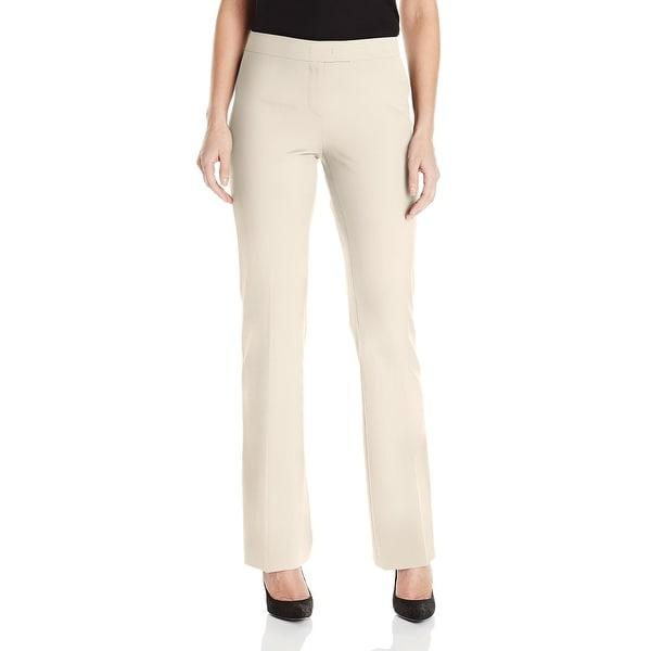 Shop Anne Klein New Beige Women S Size 16 Boot Cut Wool