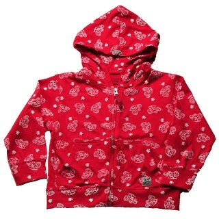 Case IH Toddler Boy's Printed Zip-Front Hoodie