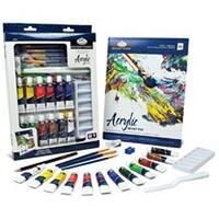 Acrylic Painting - Essentials Art Set