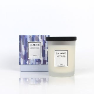La Mome Luxury French Lavender Soy Wax Scented Candle
