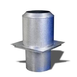 "Selkirk 206490 Attic Insulation Shield, 6"""