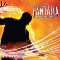 Disney Fantasia: Music Evolved Original Game Soundtrack CD - multi