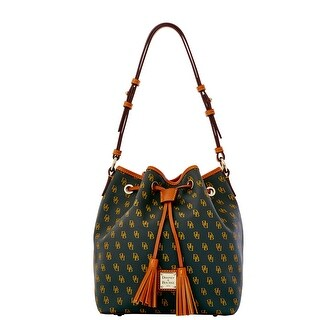 Dooney & Bourke Gretta Kendall (Introduced by Dooney & Bourke at $248 in Jul 2015) - Smoke