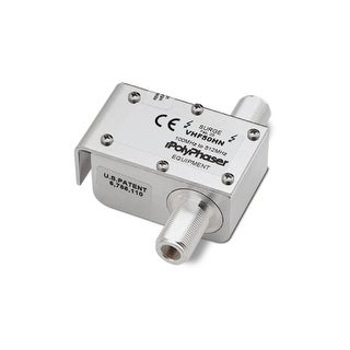 PolyPhaser - VHF Combiner Arrestor, N/F to N/F