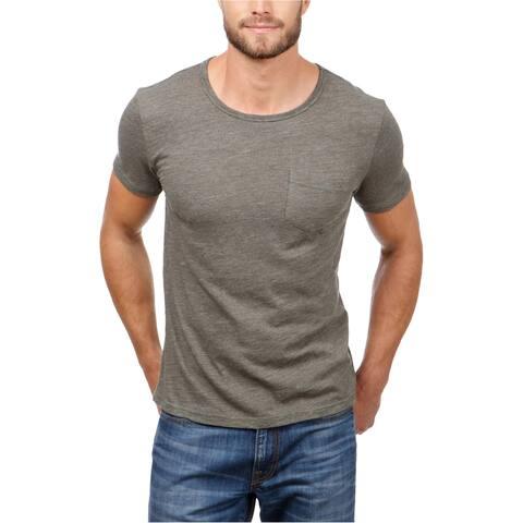 Lucky Brand Mens Pocket Basic T-Shirt